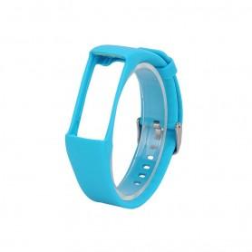 Sport Armband till Polar A360 / A370 - Ljusblå