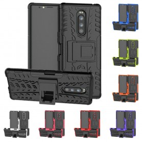 Stöttåligt skal med ställ Sony Xperia 1 mobilskal skydd caseonline