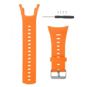 Sport Armband till Suunto Ambit Series 1/2/3 - Orange
