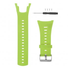 Sport Armband till Suunto Ambit Series 1/2/3 - Lime