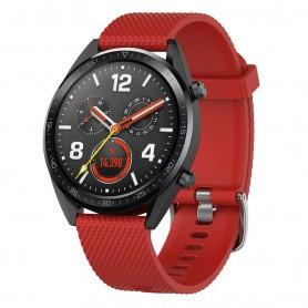 Sport Armband Huawei Watch GT/Magic/TicWatch Pro - Röd