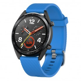 Sport Armband Huawei Watch GT/Magic/TicWatch Pro - Blå