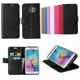 Mobilplånbok Galaxy S6 Edge