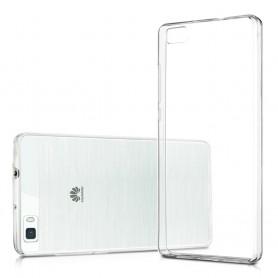 Huawei Ascend P8 silikon skal transparent