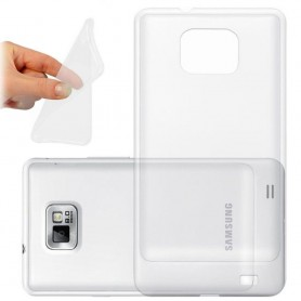 Galaxy S2 / S2 Plus Silikon Transparent