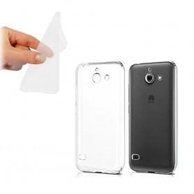 Huawei Ascend Y550 silikon skal transparent