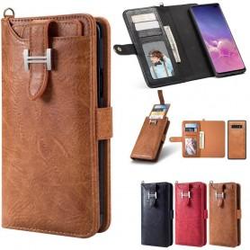 Multiplånbok 3i1 9-kort Samsung Galaxy S10 Plus (SM-G975F)