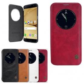 Nillkin Qin FlipCover Samsung Galaxy S7 Edge mobilskal fodral