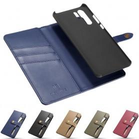 Mobilplånbok Lammskinn 2i1 Huawei P30 Pro (VOG-L29)