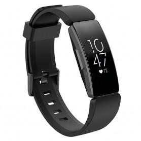 Sport Armband till FITBIT Inspire / Inspire HR - Svart