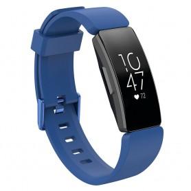 Sport Armband till FITBIT Inspire / Inspire HR - Blå