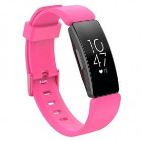 Sport Armband till FITBIT Inspire / Inspire HR - Rosa