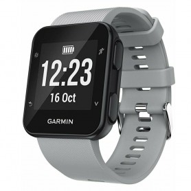 Sport Armband Silikon GARMIN Forerunner 35 - Grå