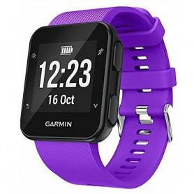 Sport Armband Silikon GARMIN Forerunner 35 - Lila