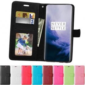 Mobilplånbok 3-kort OnePlus 7 Pro