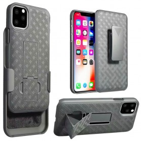 Armor case with holster...