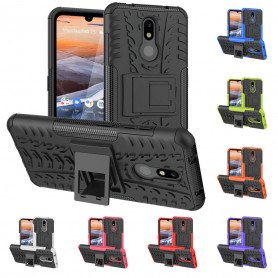 Shockproof shell with stand...