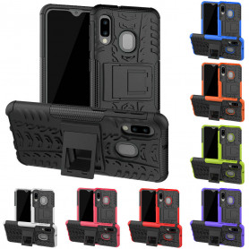 Shockproof case with stand...
