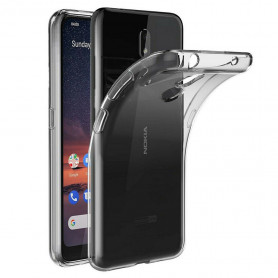 Clear Silicone Case Nokia...