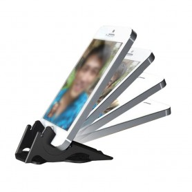 Portable phone Stand - Black