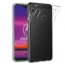 Clear Silicone Case...