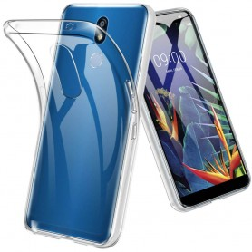 Clear Silicone Case LG K40...