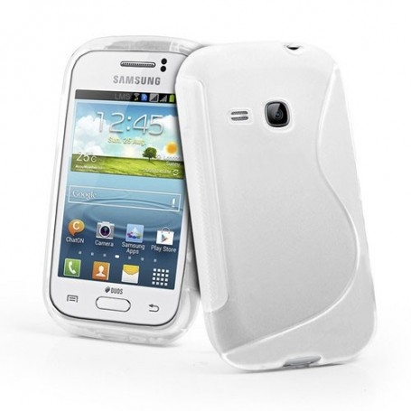 S Line Silicone case Samsung Galaxy Young ( GT -s6310)