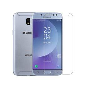 Skärmskydd av härdat glas Samsung Galaxy J7 2017 SM-J730F mobil skydd display