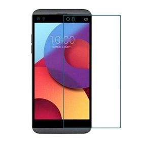 Skärmskydd av härdat glas LG Q8 displayskydd mobilskydd