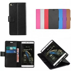 Mobilplånbok Huawei Ascend P8