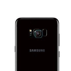 Kamera skydd glas härdat Samsung Galaxy S8 / S8+
