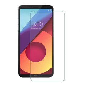 Skärmskydd av härdat glas LG Q6 displayskydd mobilskydd