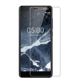 Skärmskydd av härdat glas Nokia 5.1 2018