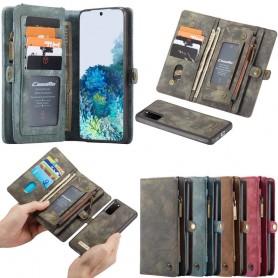 Multiplånbok CaseMe 11-kort Samsung Galaxy S20 (SM-G980F)