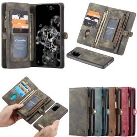 Multiplånbok CaseMe 11-kort Samsung Galaxy S20 Plus (SM-G986F)