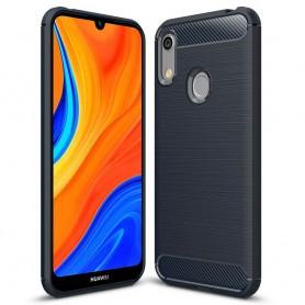 Borstat silikon skal Huawei Y6s (YAT-L29)