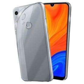 Silikon skal transparent Huawei Y6s (YAT-L29)