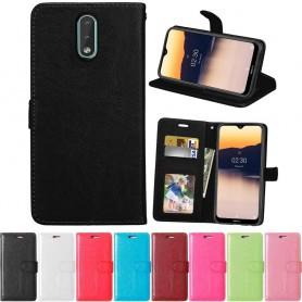 Mobilplånbok 3-kort Nokia 2.3 (TA-1211)