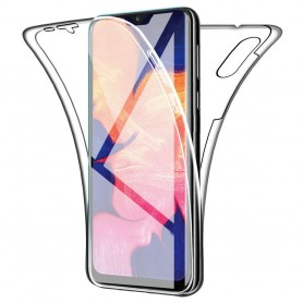 360° heltäckande silikon skal Samsung Galaxy A20e (SM-A202F)