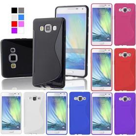 S Line silikon skal Galaxy A3