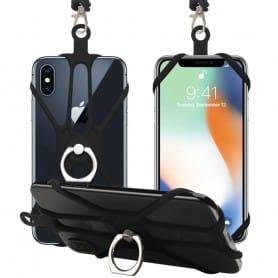 SuperGrip phonecase - Black