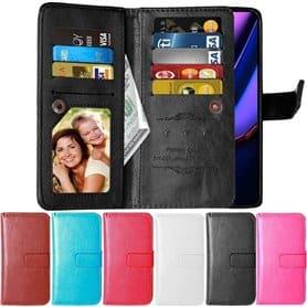 Double flip Flexi 9 card Samsung Galaxy Note 20 Ultra
