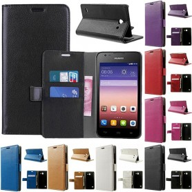 Mobilplånbok Huawei Ascend Y550