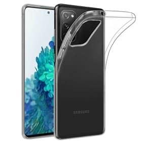 Clear Silicone Case Samsung Galaxy S20 FE (SM-G780F)