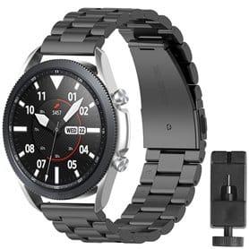 Stainless steel bracelet Samsung Galaxy Watch 3 (41mm) - Black