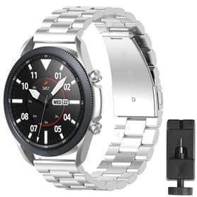 Stainless steel bracelet Samsung Galaxy Watch 3 (41mm) - Silver