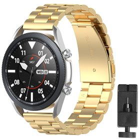 Stainless steel bracelet Samsung Galaxy Watch 3 (41mm) - Gold