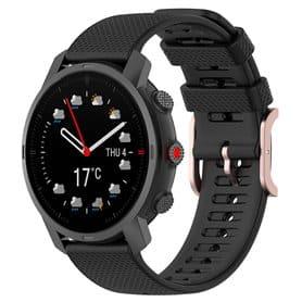 Sport Armband Silicone Polar Grit X - Black
