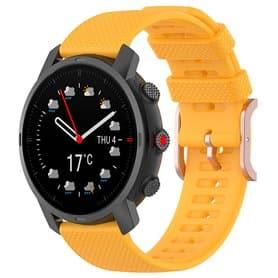 Sport Armband Silicone Polar Grit X - Yellow
