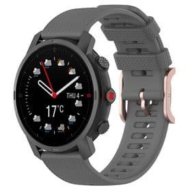 Sport Armband Silicone Polar Grit X - Grey
